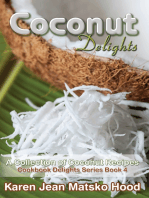 Coconut Delights Cookbook