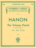 Hanon - Virtuoso Pianist in 60 Exercises - Complete