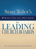 Practical Guide for Leading Church Boards