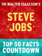 Steve Jobs - Top 50 Facts Countdown