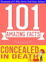 Concealed in Death - 101 Amazing Facts You Didn't Know