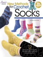 New Methods for Crochet Socks
