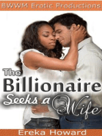 The Billionaire Seeks a Wife