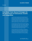 Study on Retail Fuels Channel Strategies
