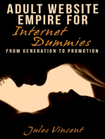 Adult Website Empire for Internet Dummies