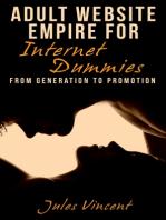 Adult Website Empire for Internet Dummies