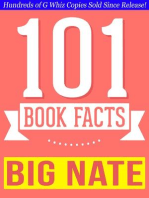 Big Nate - 101 Amazingly True Facts You Didn't Know