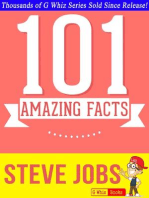 Steve Jobs - 101 Amazing Facts You Didn't Know