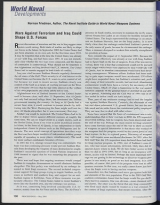 """imagining the future in iraq essay Unfortunately, """"combat"""" turns out to be another of those dicey terms, since those non-boots had barely landed in iraq when chairman of the joint chiefs martin dempsey started to raise the possibility that some of them, armed, might one day be forward deployed with iraqi troops as advisers and spotters for us air power in future battles."""