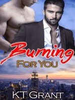 Burning For You (Lovestruck #2)