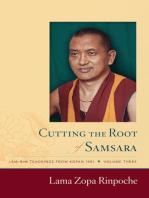 Cutting the Root of Samsara