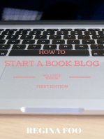 How To Start A Book Blog (Malaysian Edition)