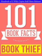 The Book Thief - 101 Amazingly True Facts You Didn't Know (101BookFacts.com)