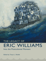 The Legacy of Eric Williams