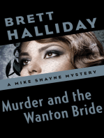 Murder and the Wanton Bride