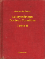 Le Mystérieux Docteur Cornélius - Tome II