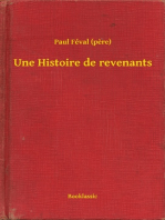 Une Histoire de revenants
