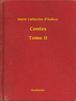 Contes - Tome II