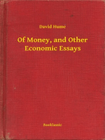 Of Money, and Other Economic Essays