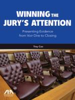 Winning the Jury's Attention