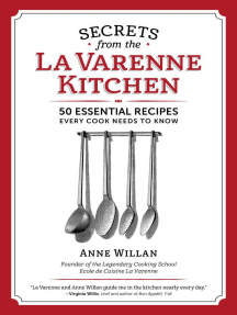 The Secrets from the La Varenne Kitchen: Inspiration for Navigating Life's Changes and Challenges