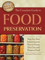 The Complete Guide to Food Preservation
