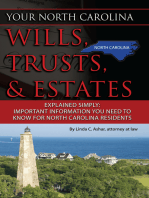 Your North Carolina Wills, Trusts, & Estates Explained Simply