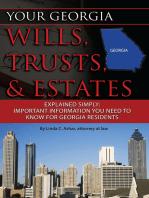 Your Georgia Wills, Trusts, & Estates Explained Simply