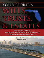Your Florida Will, Trusts, & Estates Explained