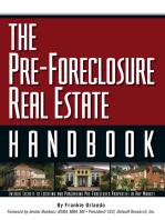 The Pre-Foreclosure Real Estate Handbook