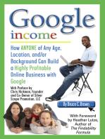 Google Income