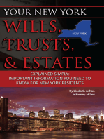 Your New York Wills, Trusts, & Estates Explained Simply