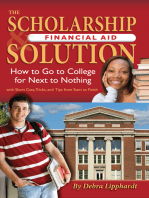 The Scholarship & Financial Aid Solution