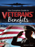 The Complete Guide to Veterans' Benefits