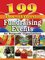 199 Fun and Effective Fundraising Events for Non-Profit Organizations