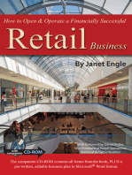 How to Open & Operate a Financially Successful Retail Business