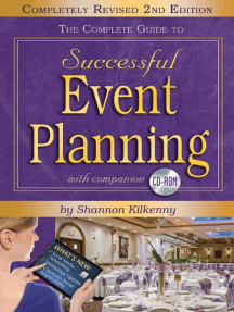 The Complete Guide to Successful Event Planning: Completely Revised 2nd Edition