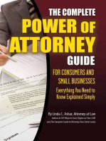The Complete Power of Attorney Guide for Consumers and Small Businesses