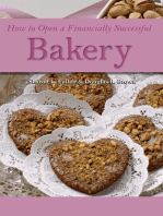 How to Open a Financially Successful Bakery