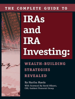 The Complete Guide to IRAs and IRA Investing