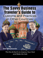 The Savvy Business Traveler's Guide to Customs and Practices in Other Countries