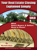 Your Real Estate Closing Explained Simply: What Smart Buyers & Sellers Need to Know