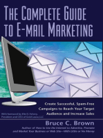 The Complete Guide to E-mail Marketing