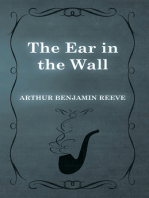 The Ear in the Wall