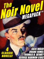 The Noir Novel MEGAPACK ™