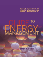 Guide to Energy Management, 6th edition