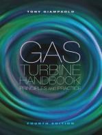 Gas Turbine Handbook: Principles & Practice, Fourth Edition