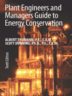 Plant Engineers and Managers Guide to Energy Conservation Tenth Edition