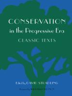 Conservation in the Progressive Era