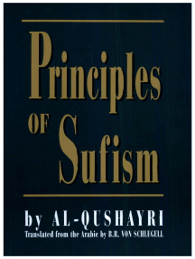 Principles of Sufism [translated]